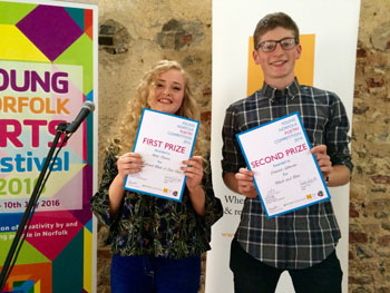 Young Norfolk Poetry Awards